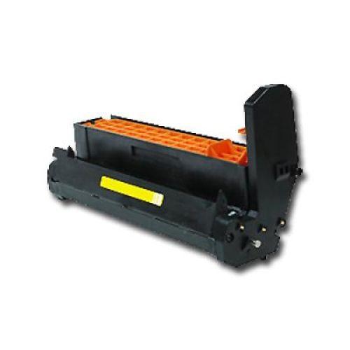 Trommel OLDC3100Y, Rebuild für Oki-Drucker, ersetzt Oki 42126605