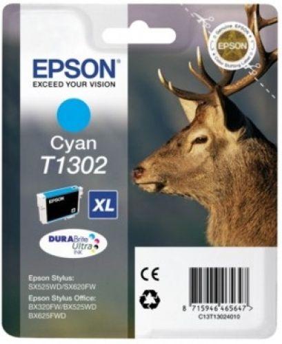 Tintenpatrone Epson T130240, cyan, EO-TP1302
