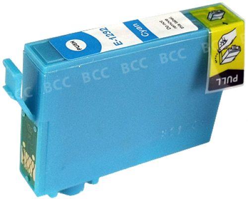 kompatible Druckerpatrone EKT1292 cyan (blau)