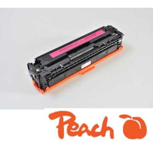 Peach Tonermodul magenta kompatibel zu CB543A