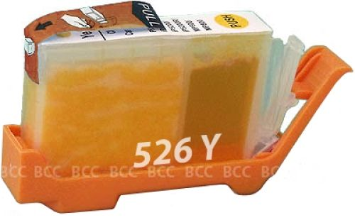 ** Patrone CK526YE mit CHIP yellow