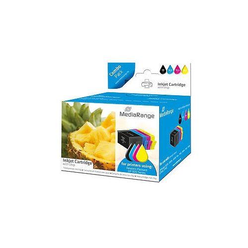 Druckerpatronen MediaRange Combo Pack HP920 XL Series