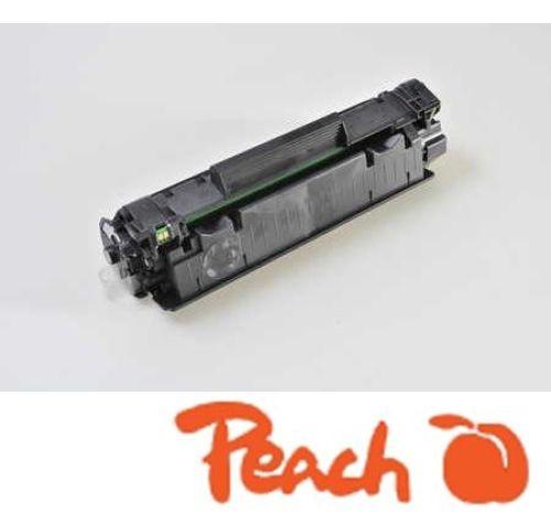 Peach Tonermodul schwarz kompatibel zu CB436A