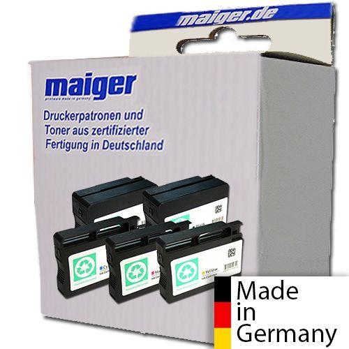 Maiger.de Premium-Combipack (2x schwarz), ersetzt HP Nr. 934 + 9