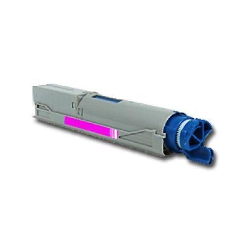 Toner OLC3300M, magenta, Rebuild für Oki-Drucker, ersetzt 434593