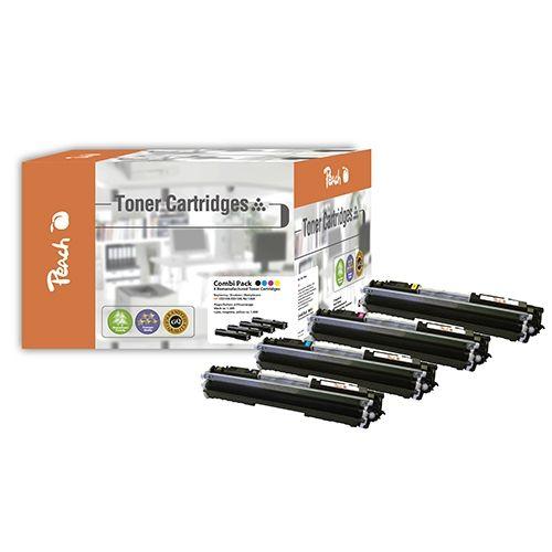 Peach MultiPack PT307, kompatibel zu CE310, CE311, CE312, CE313