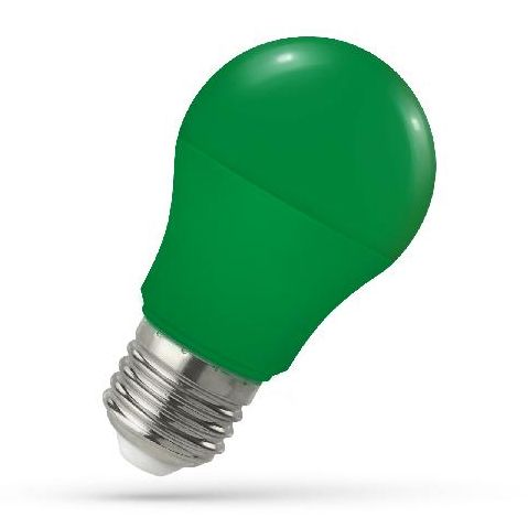 LED Birne E27, 5W, Deko-Licht grün