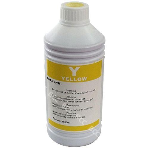 Nachfülltinte für HP-Drucker / Yellow / 1000ml