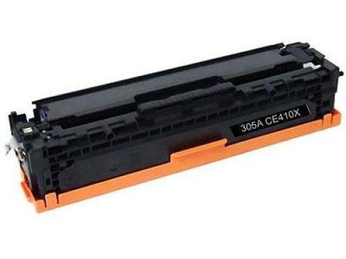 Toner Schwarz Alternativ für HP-Drucker, ersetzt HP CE410X