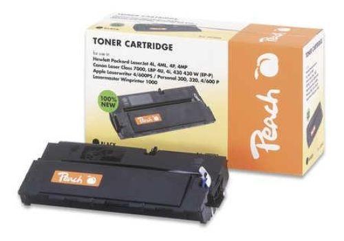 Peach Tonermodul schwarz kompatibel zu EP-P, EP-PX, 92274A