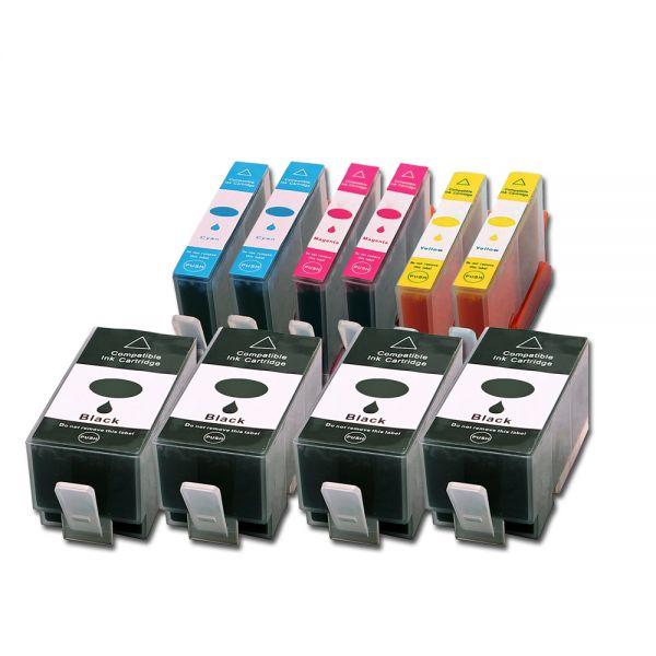 * Aktuelles Sparset: 10 Patronen für HP HS934-935-10
