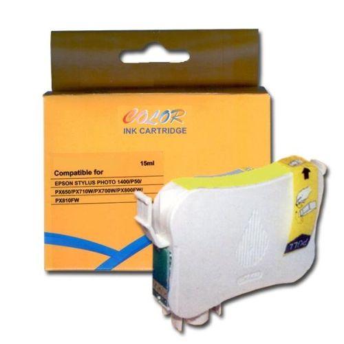 Druckerpatrone EK-TP0794 yellow (gelb)