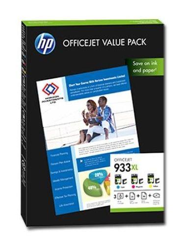 Original Value-Pack HP 933XL