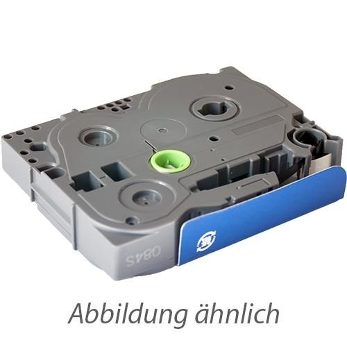 brother Schriftbandkassette TZe-355, 24 mm x 8 m, laminiert