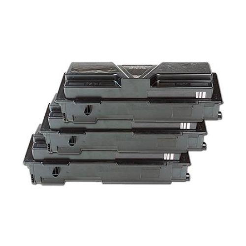 Toner-Set: 3 x schwarz, alternativ zu Kyocera TK-1130