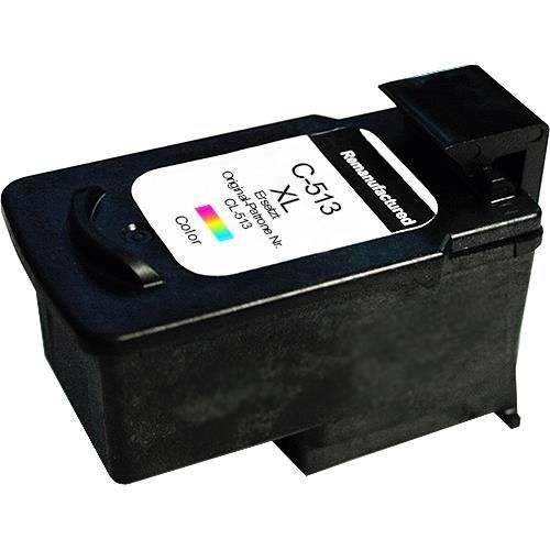 Druckerpatrone color (dreifarbig) C513rw (remanufactured)