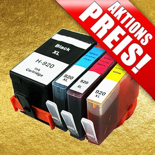*Aktuelles Sparset 4 Patronen für HP HS920XL-4-LB