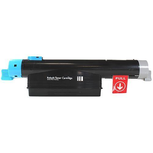 Toner DLT5110C, Rebuild für DELL-Drucker, ersetzt 593-10119