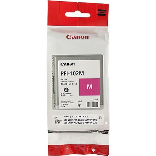Original Canon Tintenpatrone PFI-102M