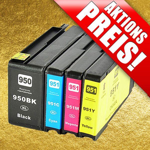 * Aktuelles Sparset: 4 Patronen für HP HS950-951-4-LB
