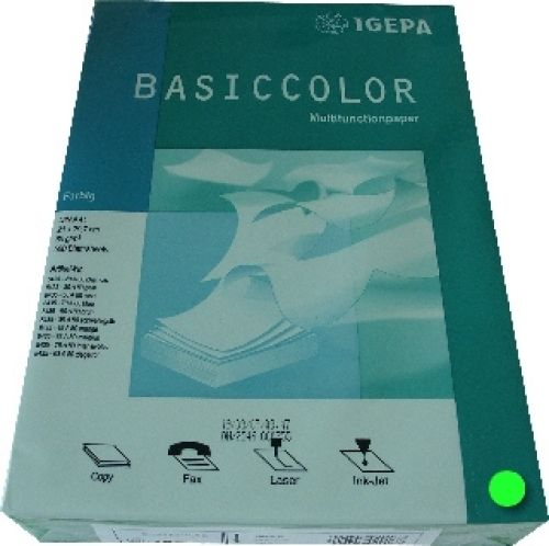 Multifunktionspapier grün A4 80g 500 Blatt