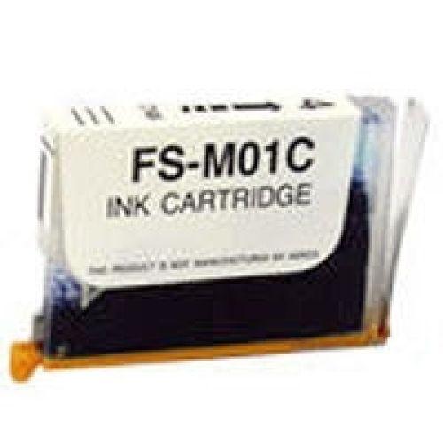 kompatible Druckerpatrone TPX750cy cyan (blau)