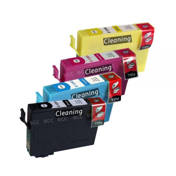 Cleaning-Set: 4 Reinigungspatronen | ES128x-4-R