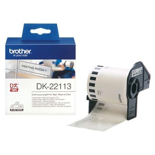 brother DK-22213, DK-Tape, 62 mm x 15,24 m