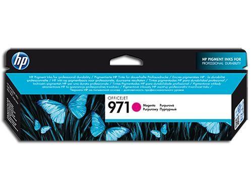 Original HP Tintenpatrone Magenta Nr. 971, CN623AE