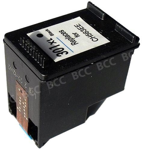 Druckerpatrone Typ 301XL, black, 13ml, H301XLBrw