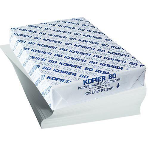 Kopier-/Druckerpapier Universal, 500 Blatt, 80g/qm
