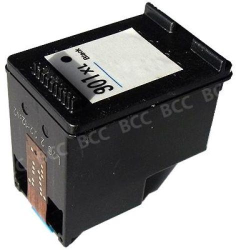 Druckerpatrone Typ 901, black, 17ml, H901XLBrw