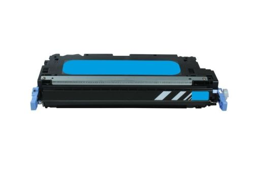 Toner CL717C, Rebuild für Canon-Drucker, 4.000 Seiten, cyan