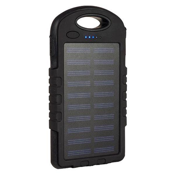 PowerBank 6000mAh, Outdoor, Solar