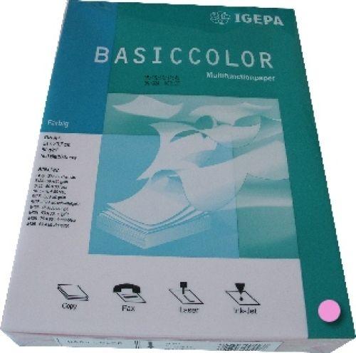 Multifunktionspapier rosa A4 160g 250 Blatt