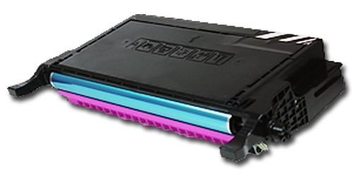 Toner XXL alternativ zu Samsung CLP-M660B / CLP-610/660 | magent